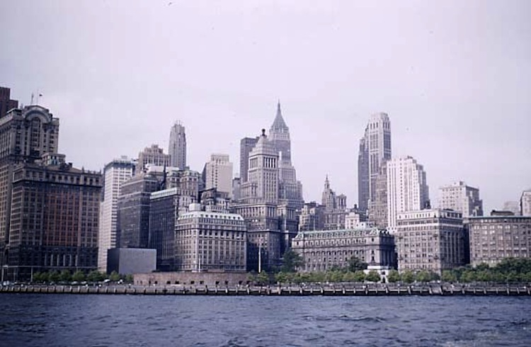 New York In 1950