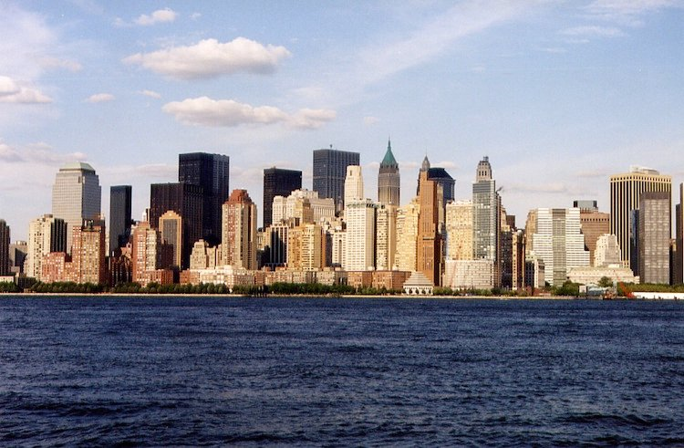 New York After September 11th