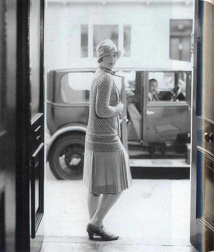 Fashion in New York in the 1920s