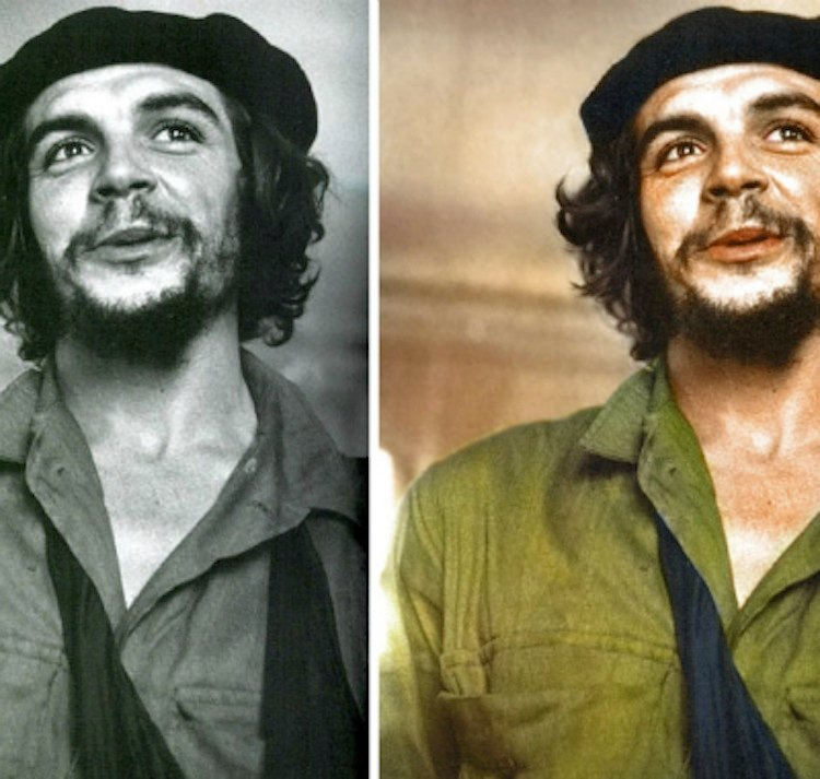 old-images-recolored11-che-guevara