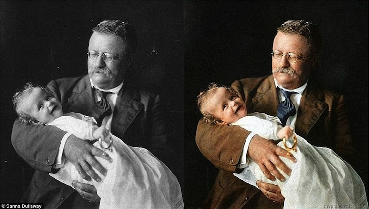 old-images-recolored12-theodore-roosevelt