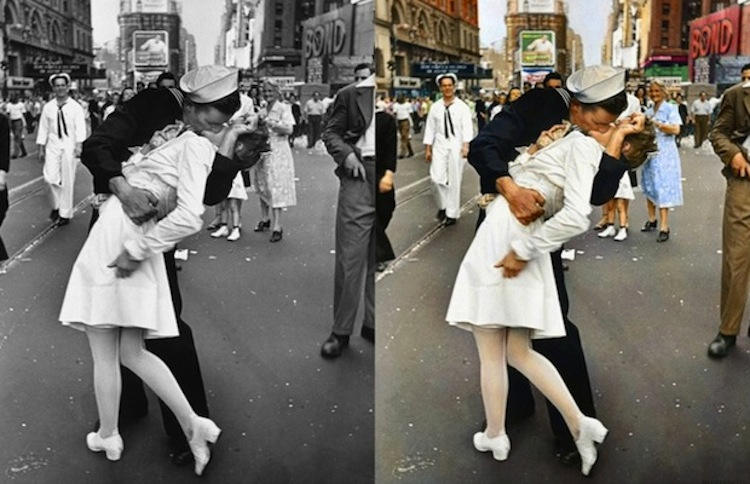 old-images-recolored9-vj-day