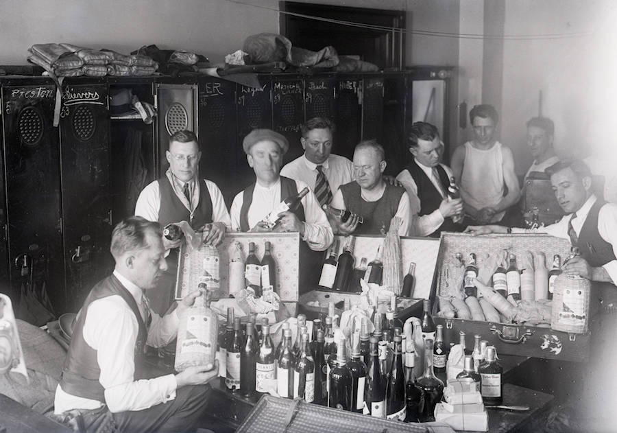 Seixed Liquor New York