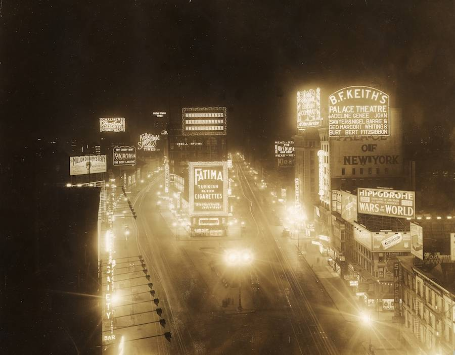 Times Square Twenties