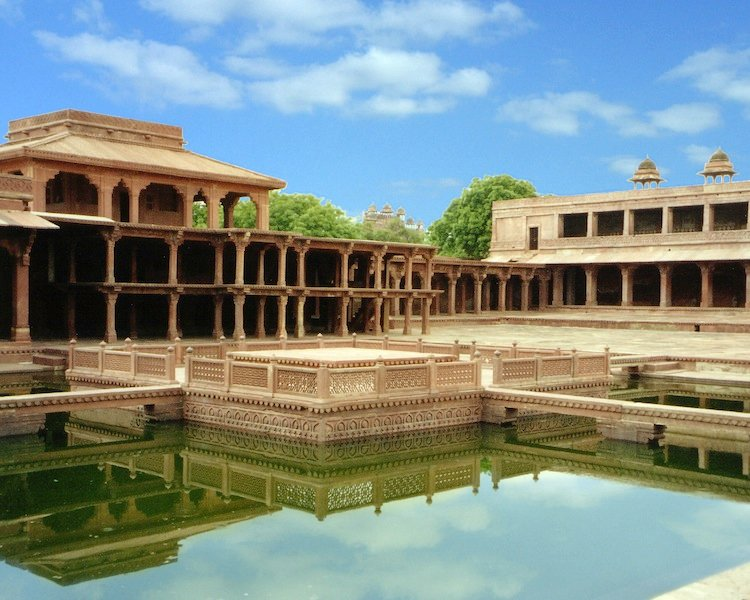 Four Architectural Wonders Of India