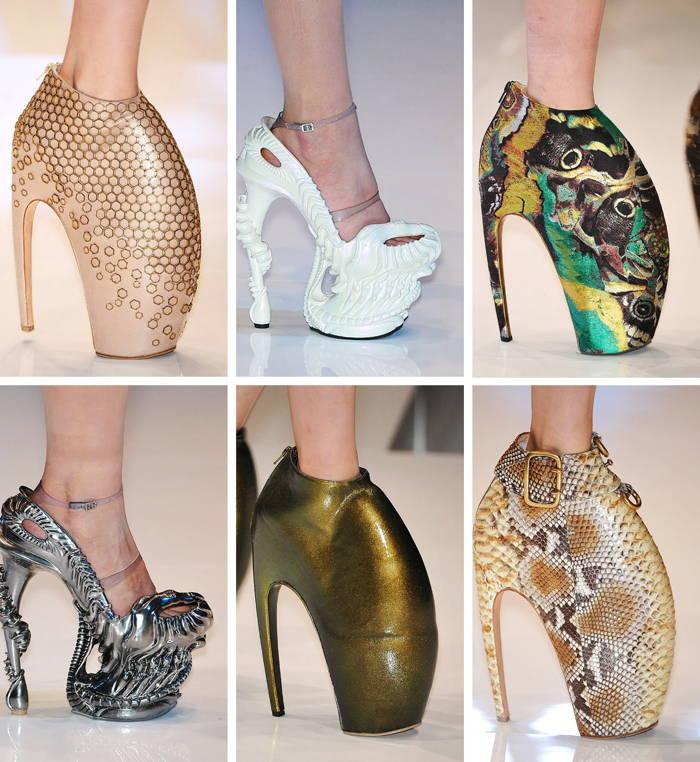 The Armadillo Shoe