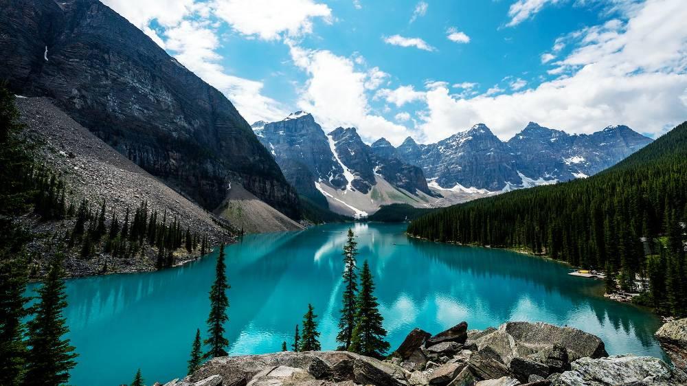 Banff Park Photograph