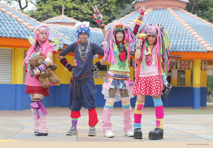 Cool Japanese Street Fashion