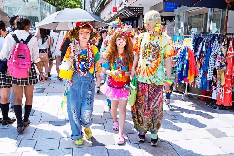 Decora Japan Street Fashion