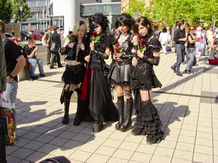 Japan S Bizarre Street Fashion Trends