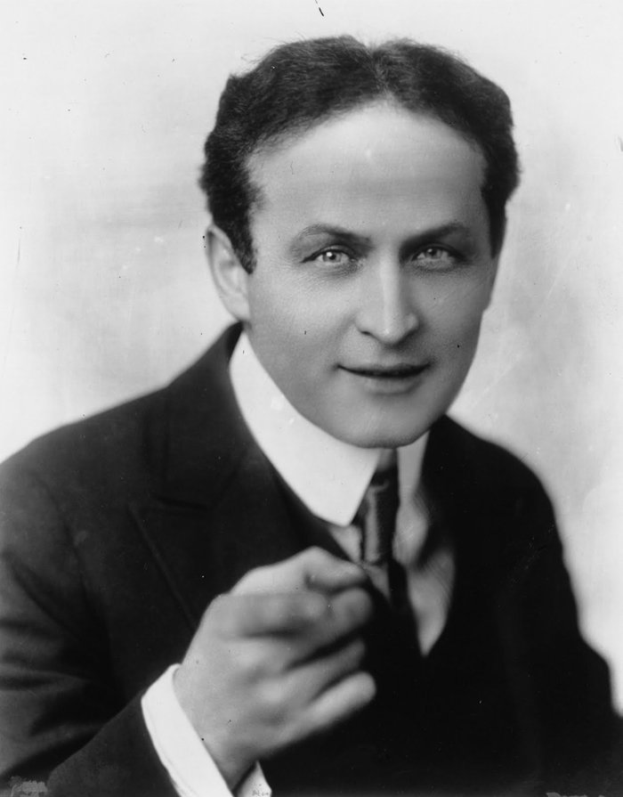 Bizarre Celebrity Deaths of the 1920's Harry Houdini