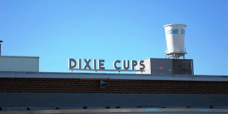 Dixie Cup Water Tower