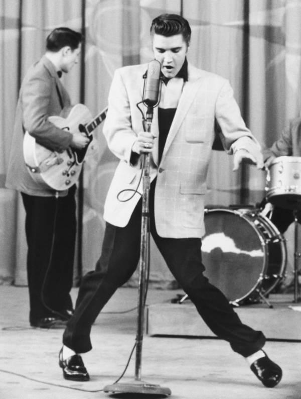 Elvis 1950s