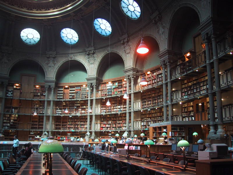 Bibliotheque Nationale