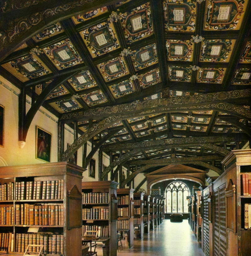 Bodleian Greatest Libraries