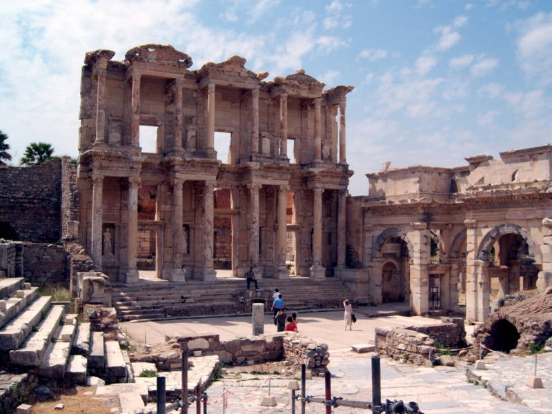 Celsus Library Mankind's Greatest Libraries