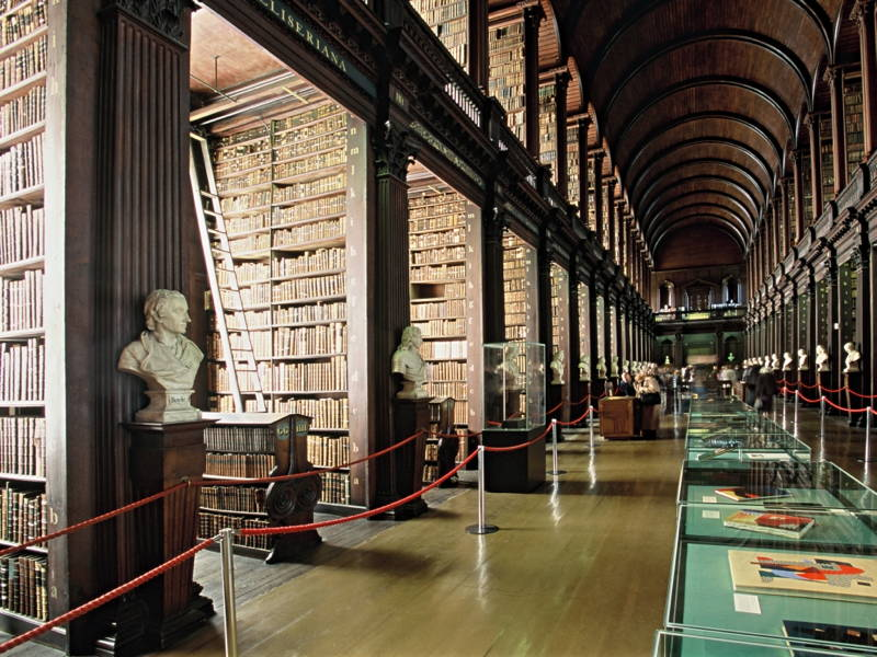 Trinity Greatest Libraries