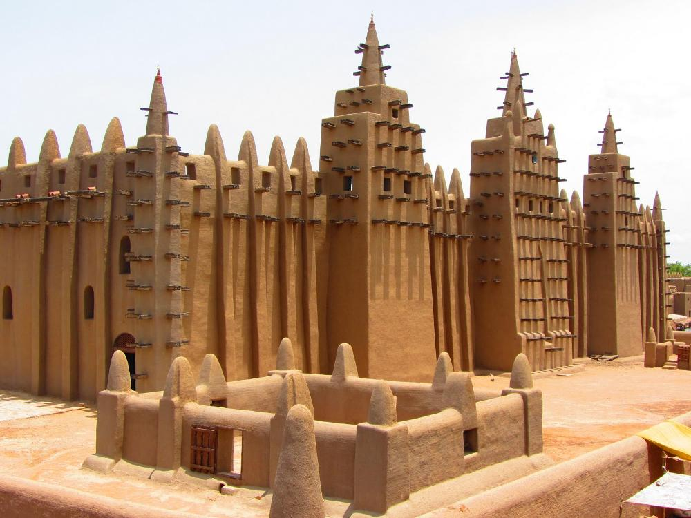 Mali's Great Mosque