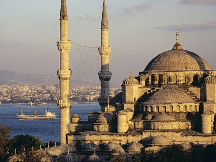 Marvel Of Islamic Architecture The Blue Mosque
