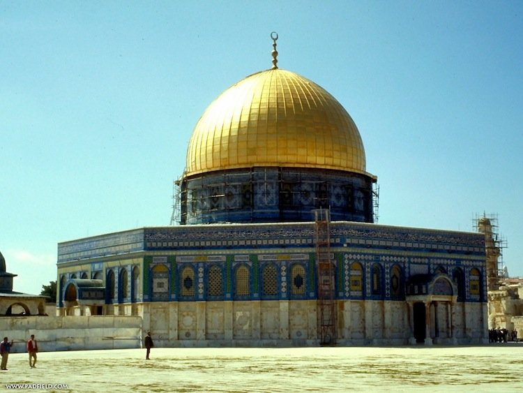 islamic-architecture-dome-of-the-rock