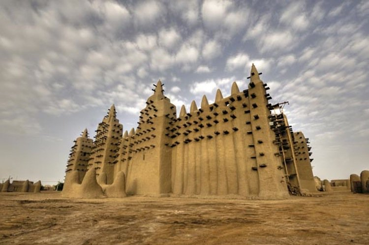 Great Mosque of Mali Picture