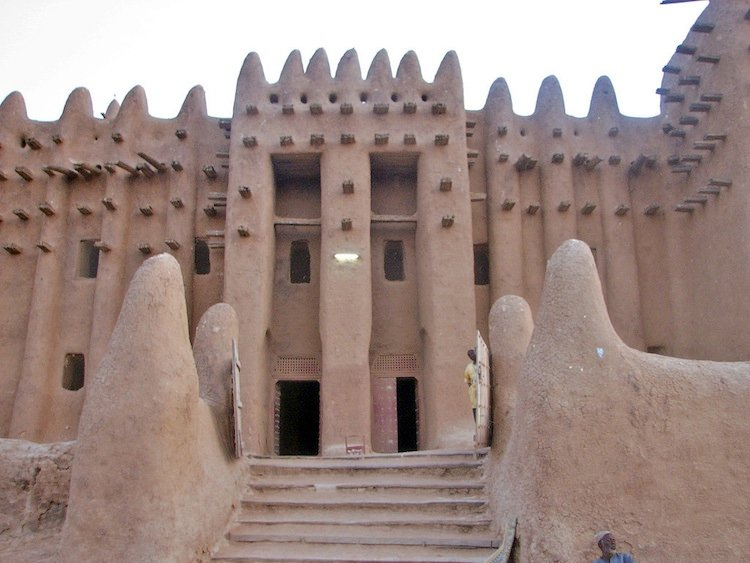 Marvels Of Islamic Architecture Mosque Of Djenne