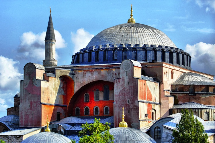 the five marvels of islamic architecture
