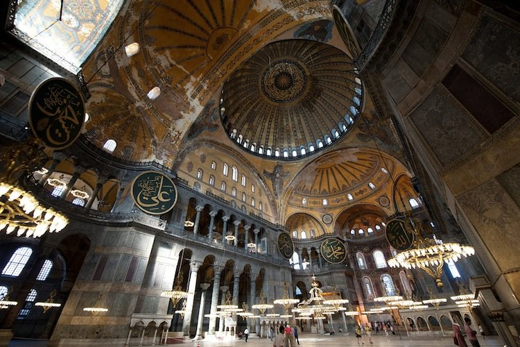Hagia Sophia Marvels of Islamic Architecture