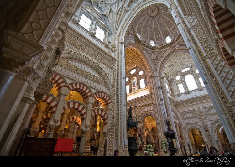 Islamic Architecture Meziquita Spain