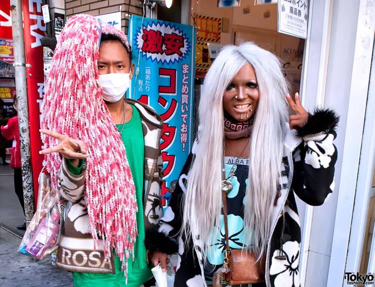 Ganguro Fashion 3