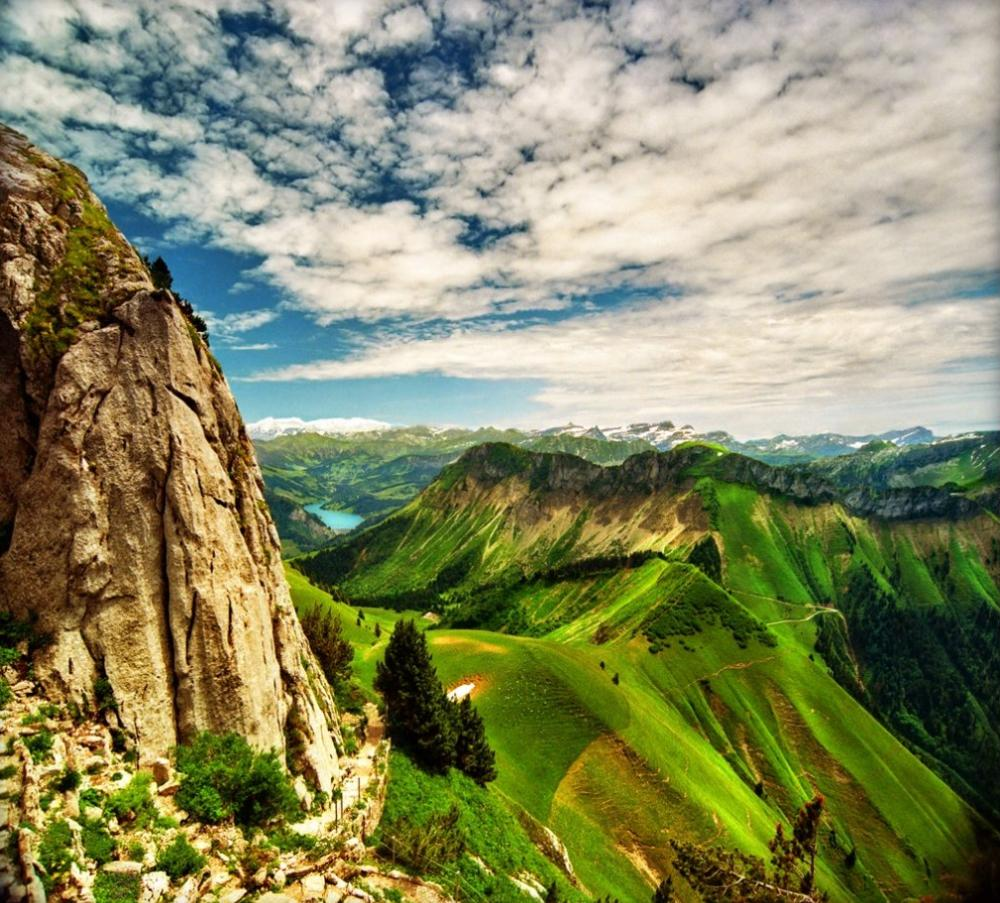 lush-green-alps-photograph