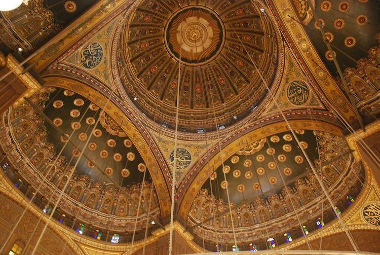 Medieval Architecture Cairo Citadel