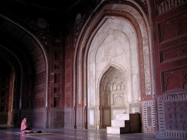Medieval Architecture Taj Majal