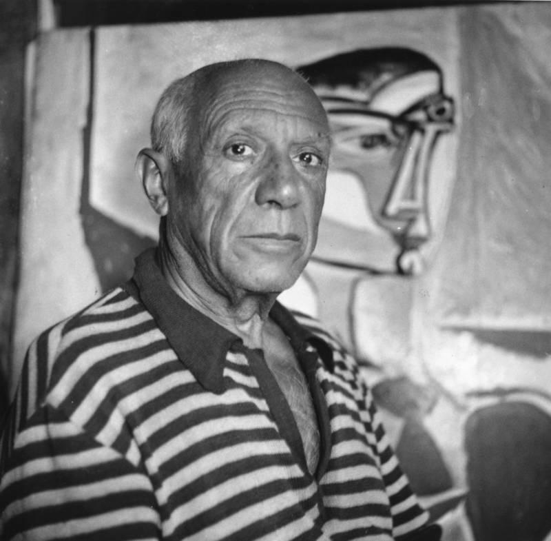 Picasso Striped Shirt