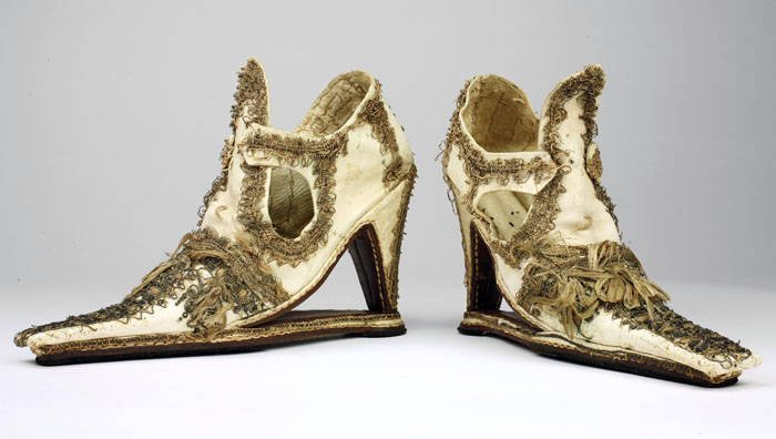Slap-Sole Shoe