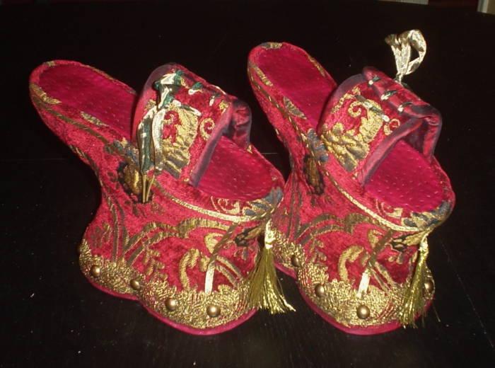 The Chopine Footwear
