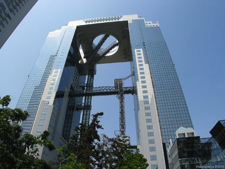 japan-architectural-marvels-umeda-sky-building
