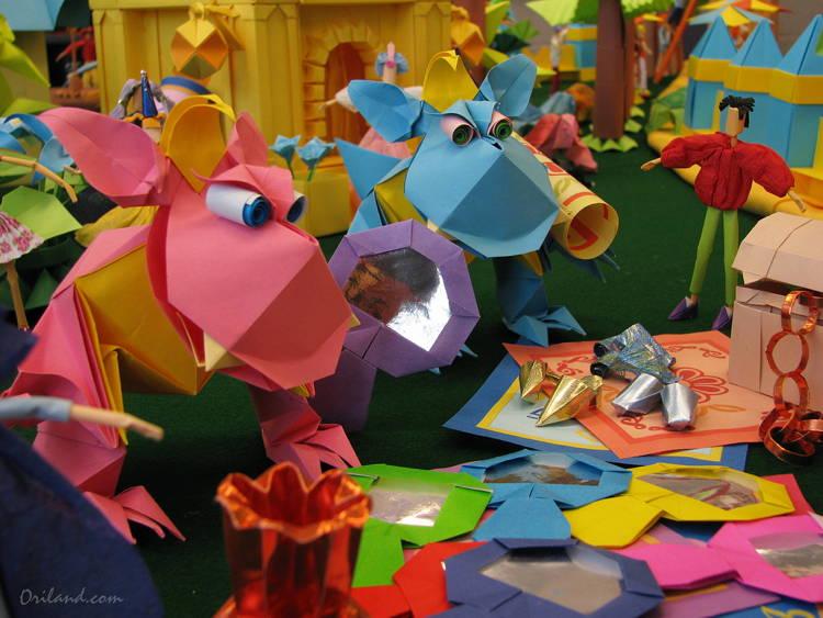 Incredible Origami Animals