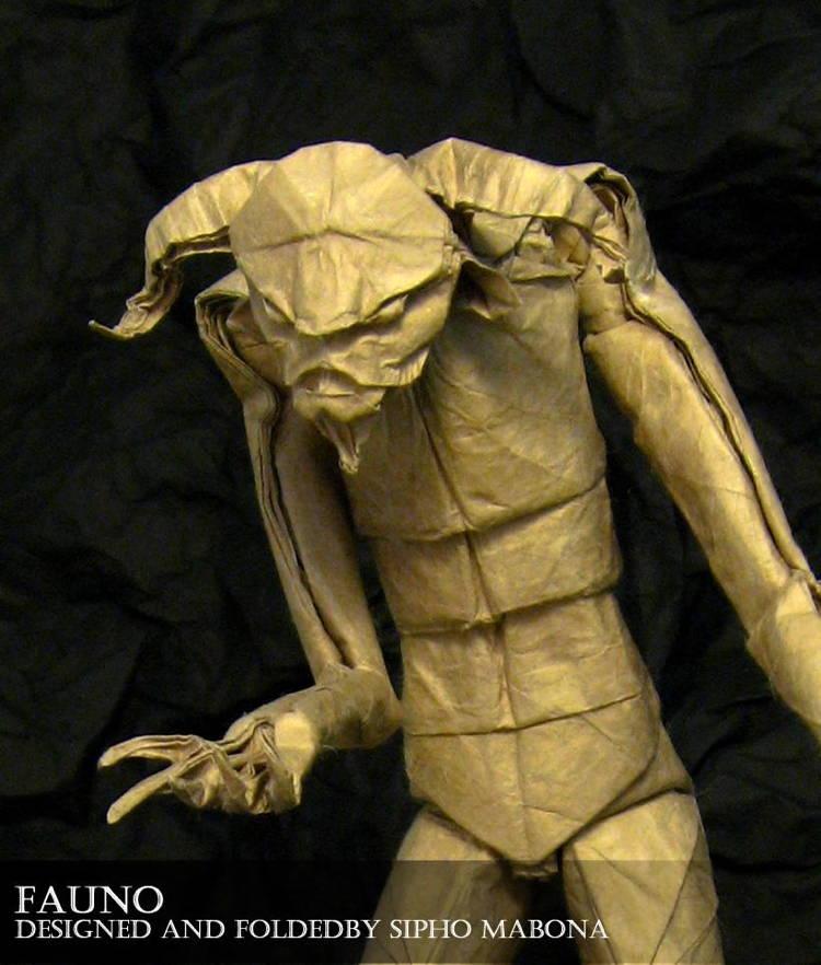 Incredible Origami Monster