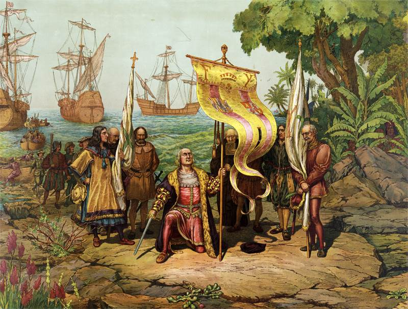 Christopher Columbus Discovery