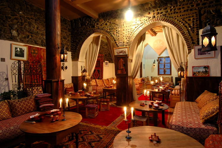 World's Most Incredible Hotels Kasbah Hotel