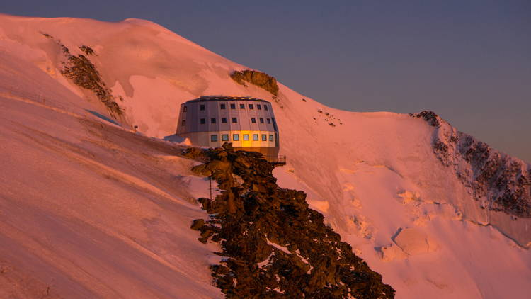 Refuge Du Gouter Incredible Hotels
