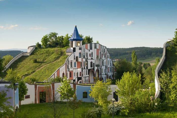 Waldspirale Garden Germany