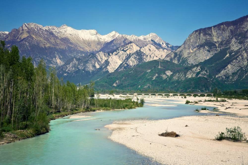 The Scenic Austrian Alps