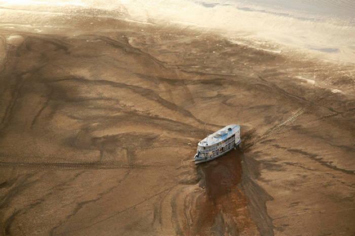 Amazon Drought Climate Change