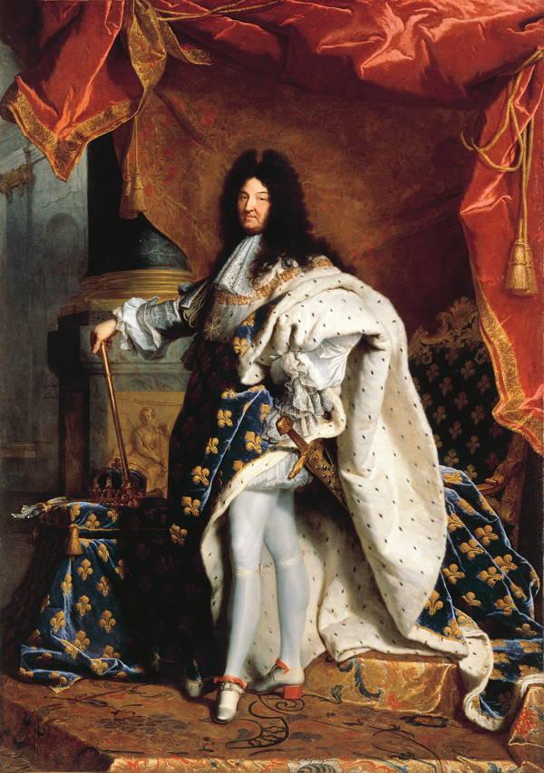 Louis XIV, Clyster Fan