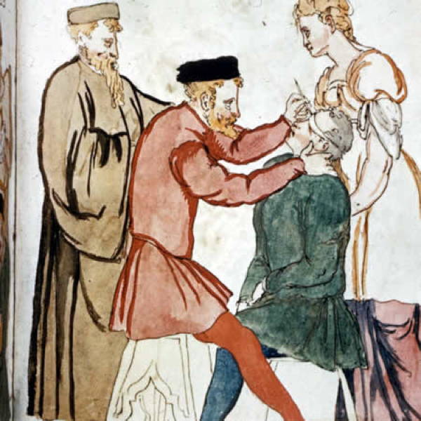 Image result for dark ages medicine