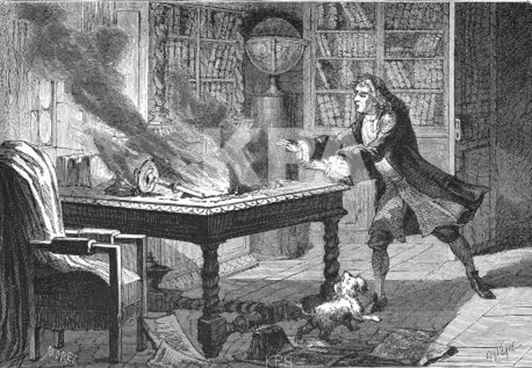 Fire Isaac Newton
