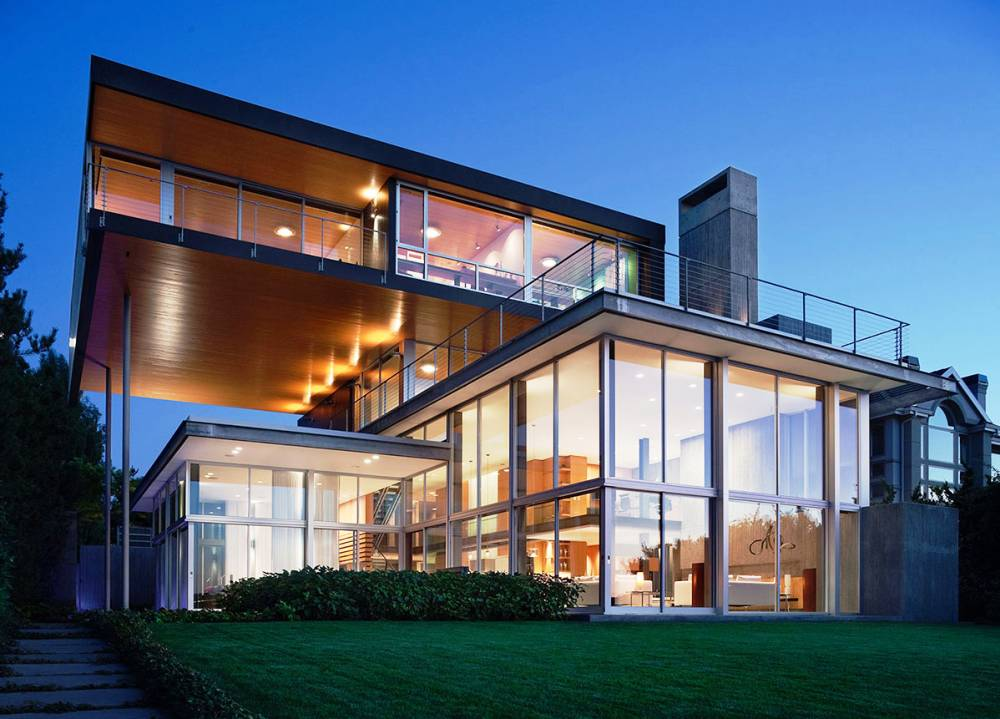 The Graham House: Clean, Contemporary Architecture