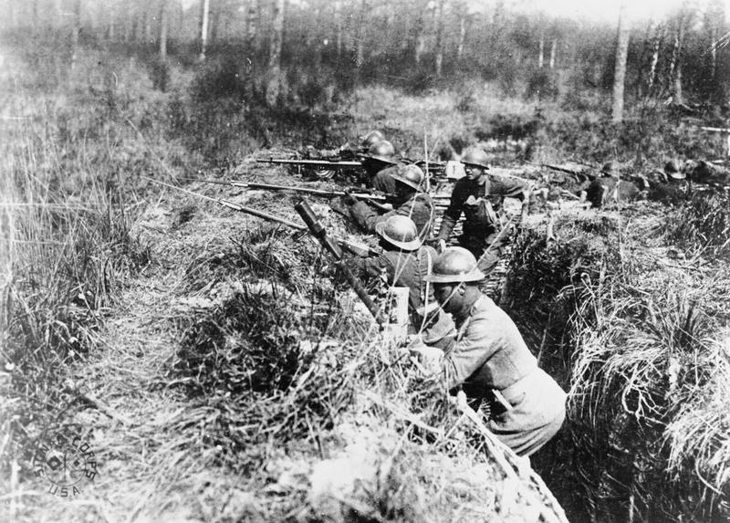 Hellfighters Trenches